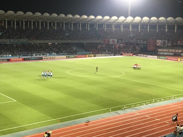 川崎フロンターレvs浦和レッズ。ACL第1戦試合結果。完勝だけど、アウェイゴール、ノボリが…。