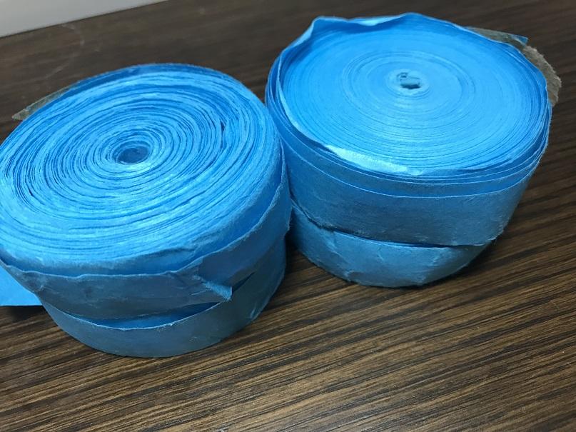 青覇テープ(紙テープ)の芯の抜き方…!ルヴァンカップ決勝に向けて準備はいい?