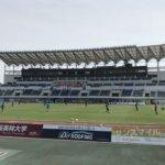 町田GIONスタジアムの改修工事が2月に完了し、J1ライセンスクリアの予定!