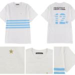 MADE IN WORLD×川崎フロンターレ!Tシャツ受注生産も値段がお高い…。
