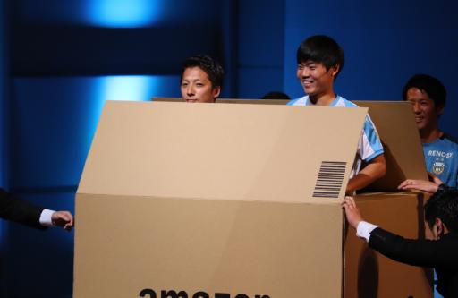 Amazon×川崎フロンターレ!新体制発表会出の衝撃!ロッテ、マルコメ以上の衝撃!