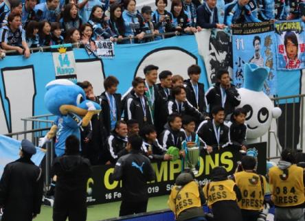 川崎フロンターレ、J1リーグ通算300勝王手。サガン鳥栖に勝利で史上10チーム目の達成。