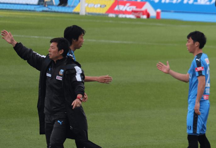 川崎フロンターレ4-0で圧倒!悠、脇坂、僚太、ダミアン!清水エスパルスを粉砕も…決定力の差。