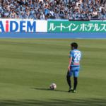 川崎フロンターレvsジュビロ磐田。新井が完封、脇坂&山村のゴールで勝利!後半は厳しい試合でした…。