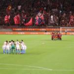 """川崎Fvs鹿島2-0。圧倒されつつ""""鹿島""""って勝ち切り!山村は古巣相手に先制点ゲット!"""
