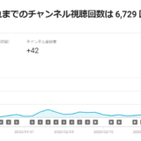 Youtubeチャンネル1か月達成!毎日動画更新したデータをまとめて公開!たまたま川崎の2020年J1開幕の日に1か月。
