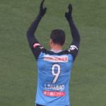 記録はいつか止まる…。負けないことが大事。ダミアンのスーパーゴールも、菊池流帆の同点ゴールで試合終了。神戸の守備は素晴らしかった。