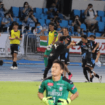 川崎フロンターレ正GKチョン・ソンリョンのロングパスは、お金が取れるレベル!ロングパス成功率はリーグ2位の52.2%。